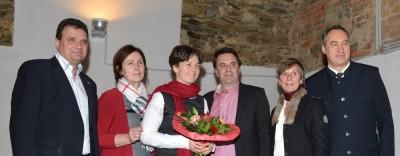 Eröffnungsfeier am neuen Standort der Rechtsanwaltskanzlei von Nina Ollinger am Purkersdorfer Hauptplatz