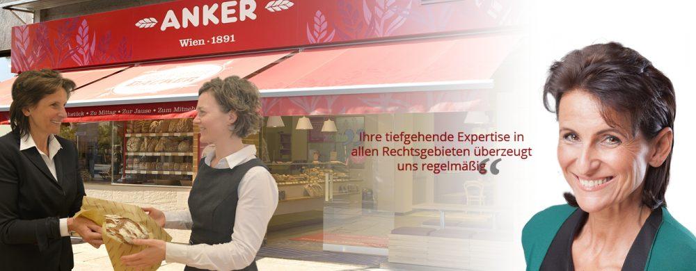 """Die Rechtsanwaltskanzlei von Nina Ollinger präsentiert """"Stimmen über die Wohlfühlkanzlei im Wienerwald"""""""
