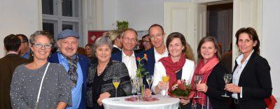 Ein Abend unter Freunden – Jubiläumsfeier der Rechtsanwaltskanzlei Dr. Ollinger