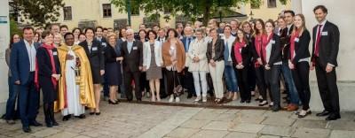 """Wienerwald-Wohlfühlkanzlei lud zu Kanzlei-Fest mit geschichtlichem Vortrag über die """"alte Post"""" am Purkersdorfer Hauptplatz"""