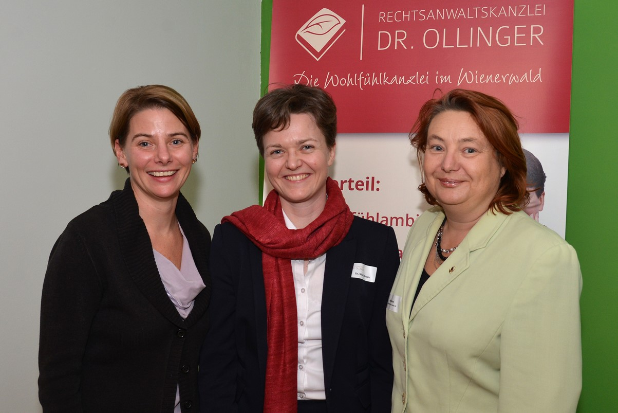 Rechtsanwalt Klosterneuburg Eröffnung Fuchs Grasl Rechtsanwalt
