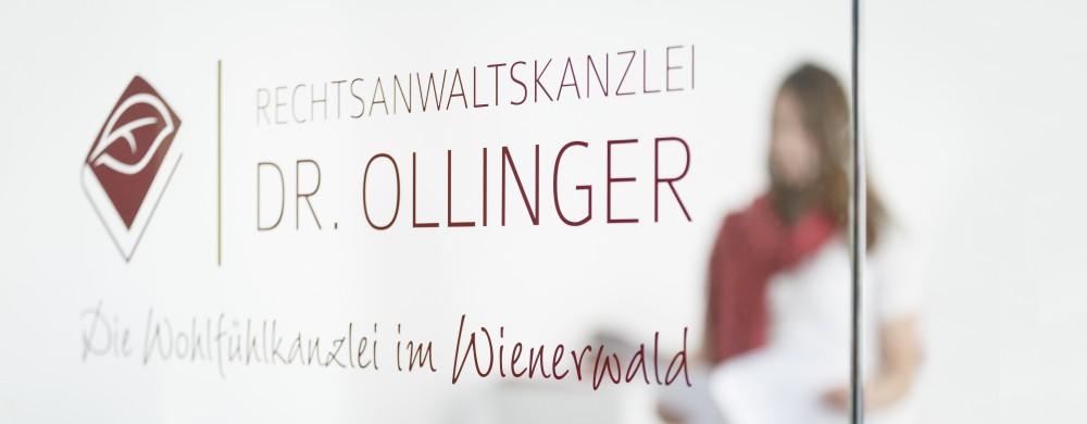 Rechtsanwaltskanzlei Dr. Ollinger in neuem Kleid