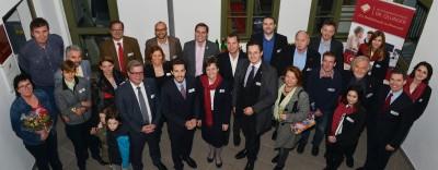 Erfolgreiche Willkommens-Veranstaltung des Klosterneuburger Standortes der  Rechtsanwalts-Kanzlei Dr. Ollinger und der Steuerberatungskanzlei Sykora